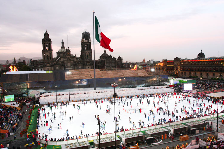 Largest Outdoor Skating Rink